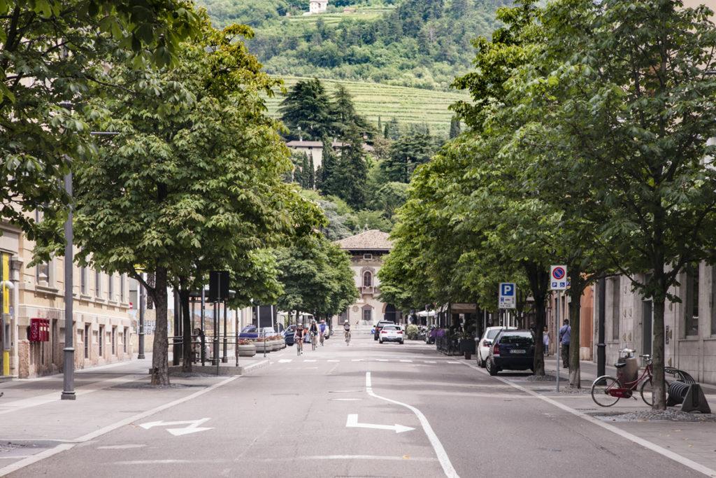 Rovereto - Corso Antonio Rosmini