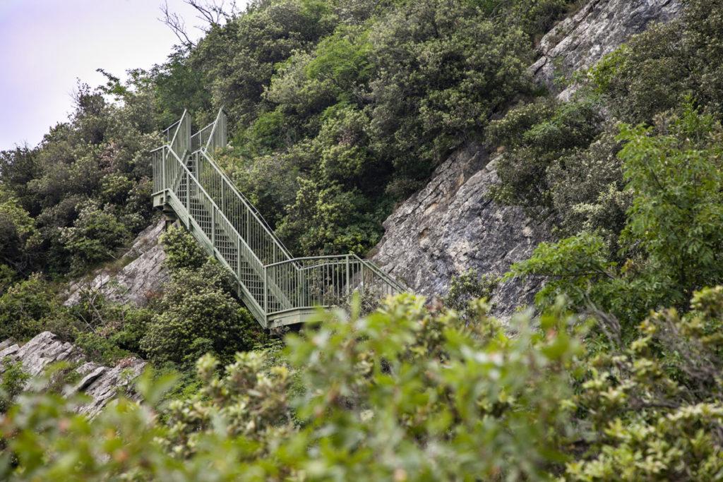 Sentiero Panoramico Busatte Tempesta - Torbole - Lago di Garda