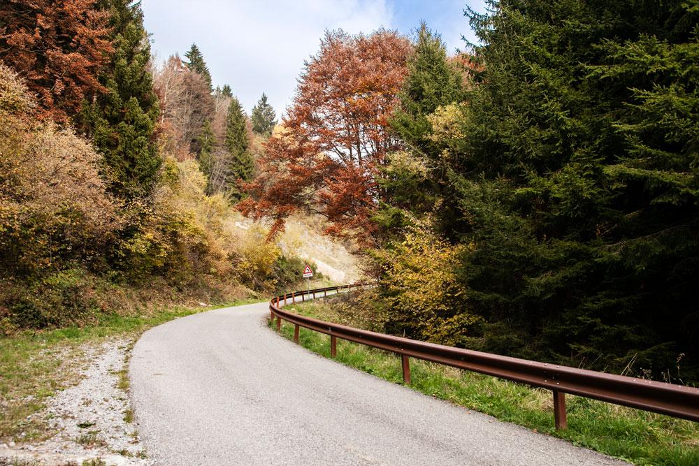 Strada d Autunno - Oltre il Colle Bergamo