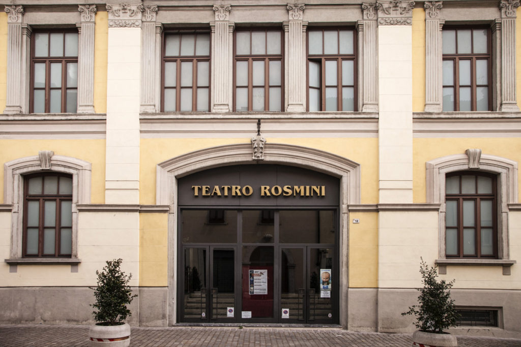 Teatro Rosmini - Ingresso