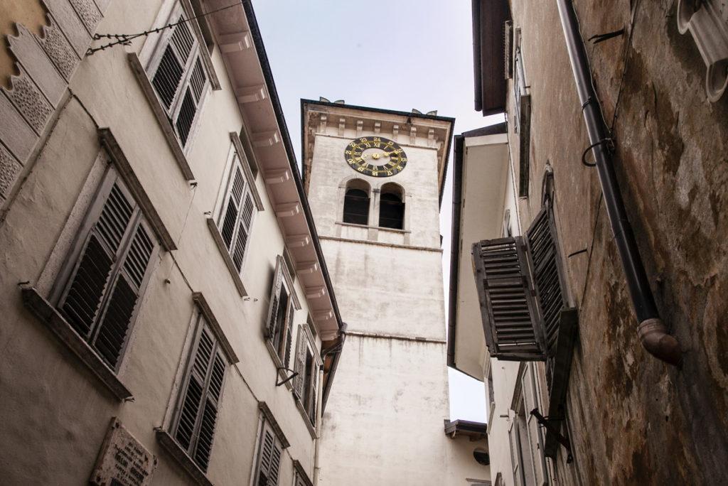 Torre Civica o Torre dell'Orologio a Rovereto