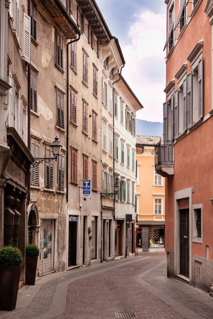 Vicolo del Centro Storico - Cosa Vedere a Rovereto