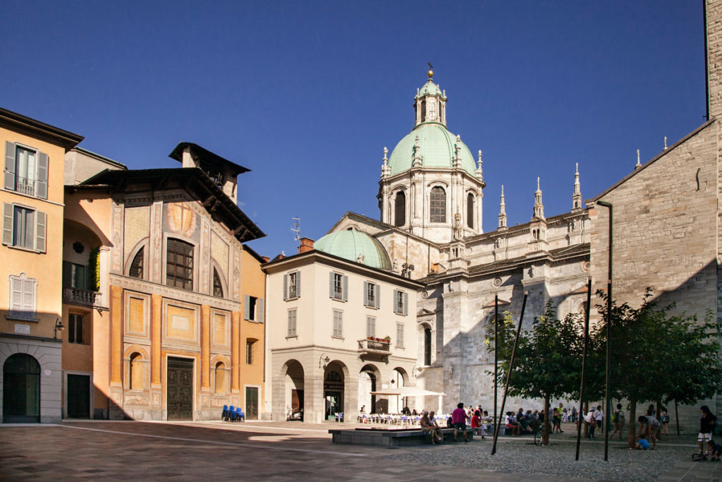 Chiesa San Giacomo - Piazza Grimoldi
