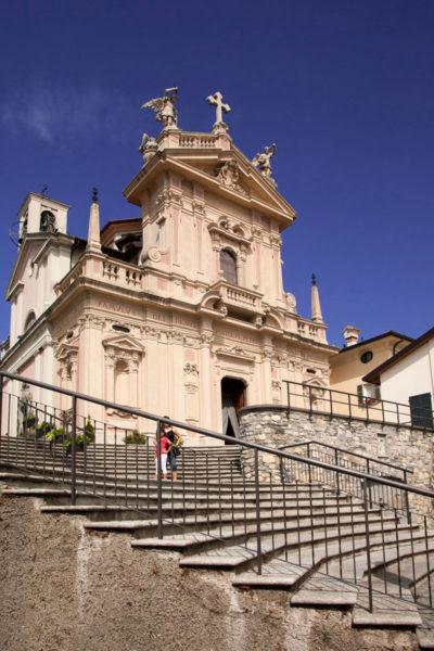 Chiesa di Sant'Andrea Apostolo - Brunate sul Lago di Como