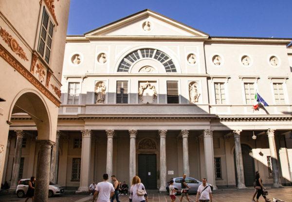 Como - Palazzo Storico Liceo Classico Volta