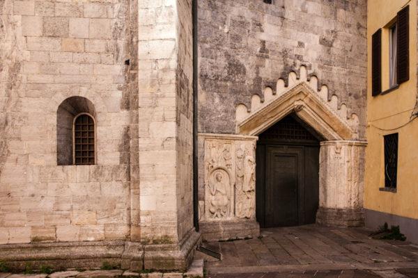 Ingresso Secondario Duomo