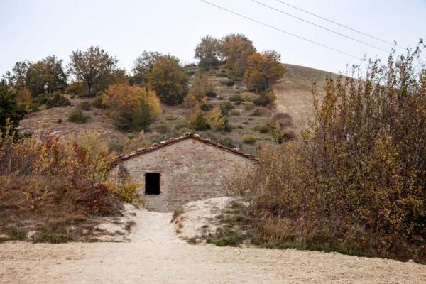 Località Inferno - Ingresso al Vulcano