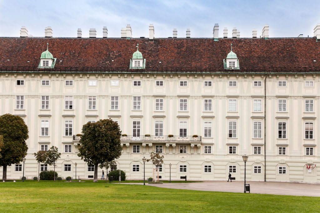Ala di Alte Burg - Leopoldinischer Trakt