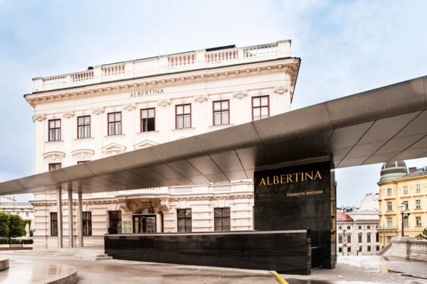 Albertina - Museo di Vienna