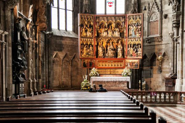 Altare di Wiener Neustadt