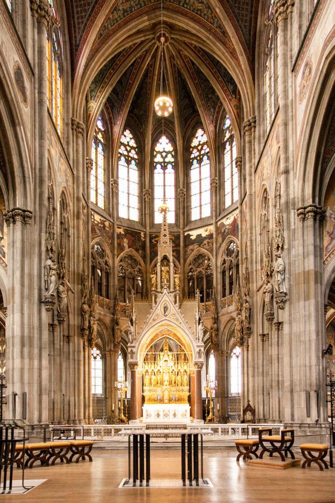 Altare votivkirche