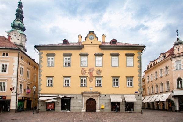 Alter Platz - Centro Storico di Klagenfurt - Cosa Vedere in Carinzia