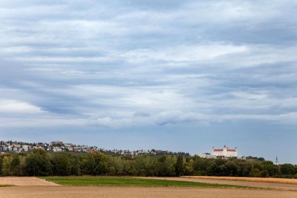 Bratislava - Centro Storico e Castello dall'Austria