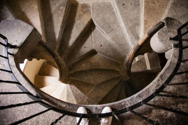 Burg - Sede del Govenatore della Stiria - Scala Elicoidale