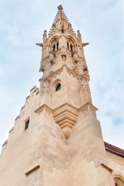 Campanile della Chiesa Gotica di Santa Chiara