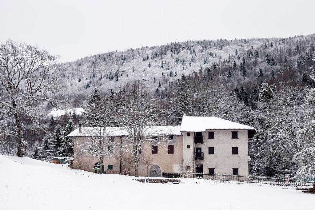 Casa a Bordala - Rovereto - Capodanno sulla Neve