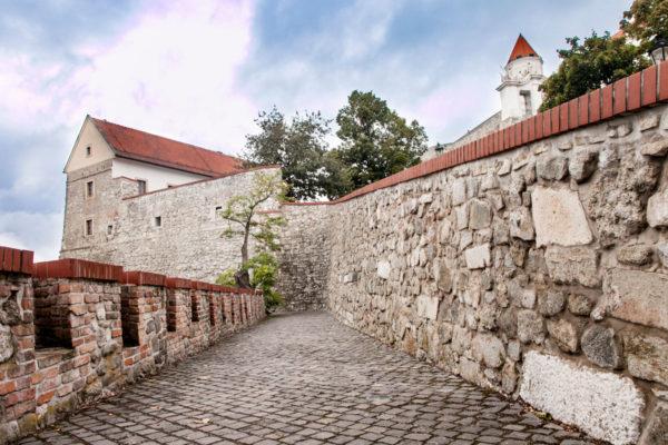 Casa nel Bastione Sud del Castello