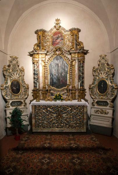 Chiesa del Santo Spirito - Pala di Altare