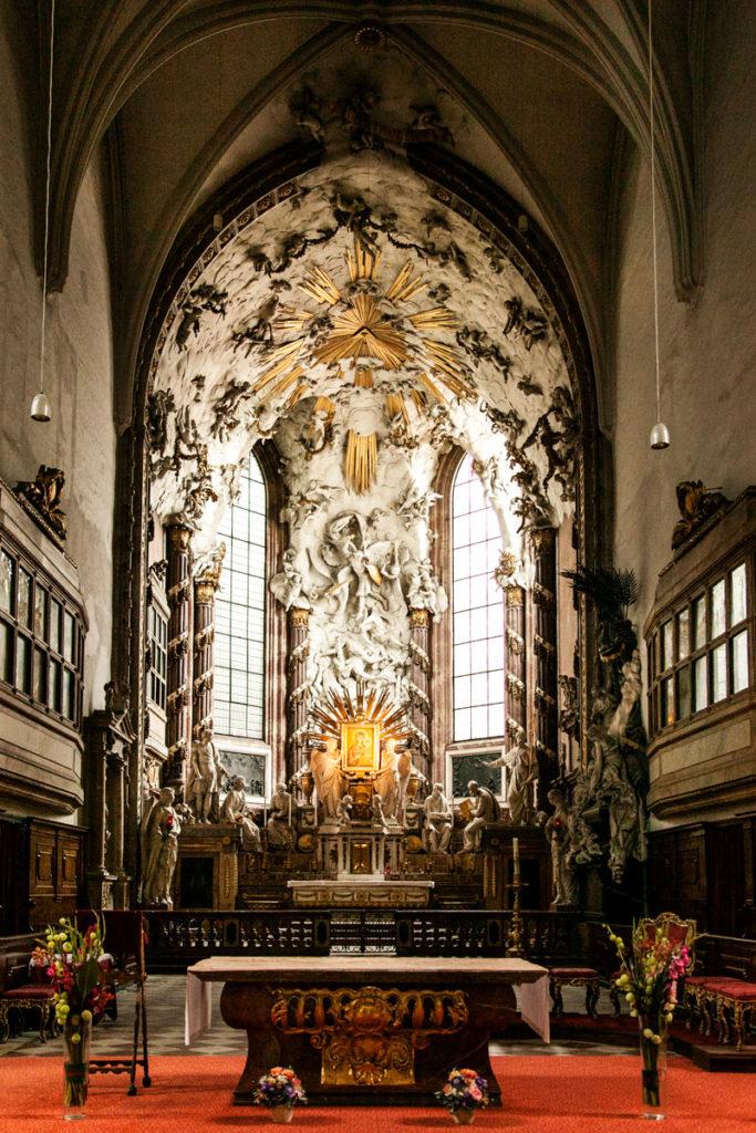 Chiesa di San Michele - Interno