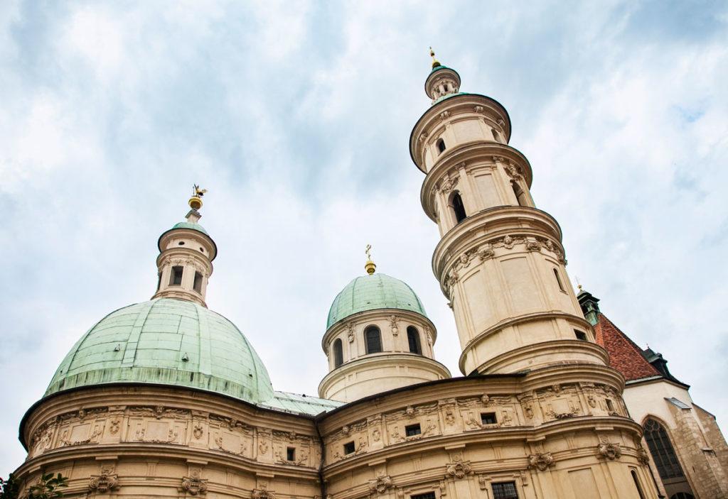 Cupole del duomo di Graz