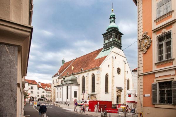 Duomo di Graz - Chiesa di Sant'Egidio