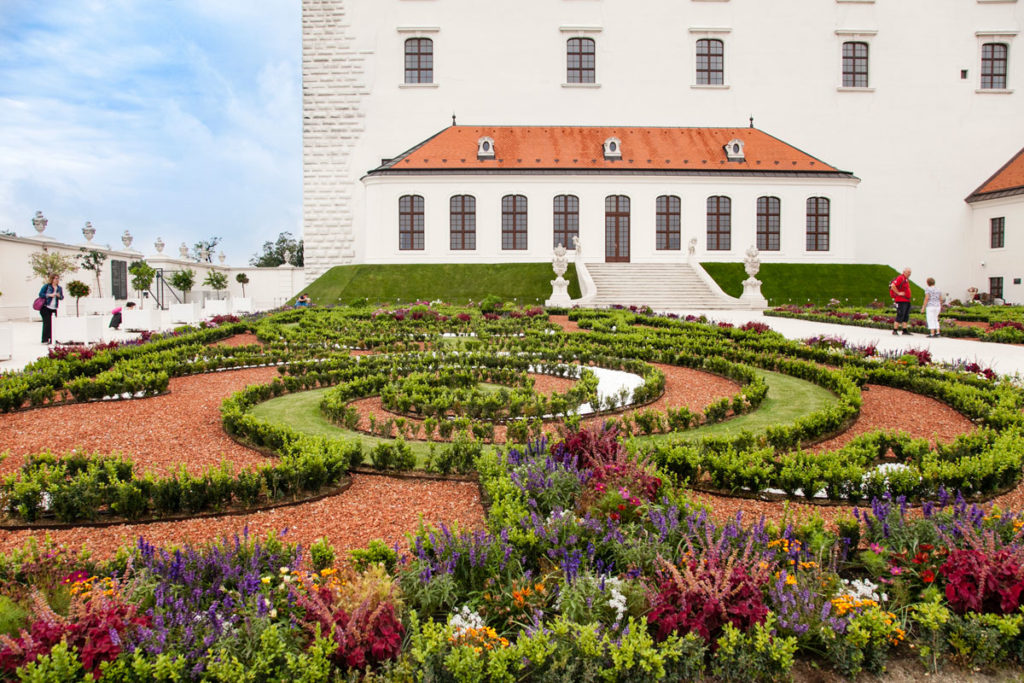 Garden Pavillion del Castello