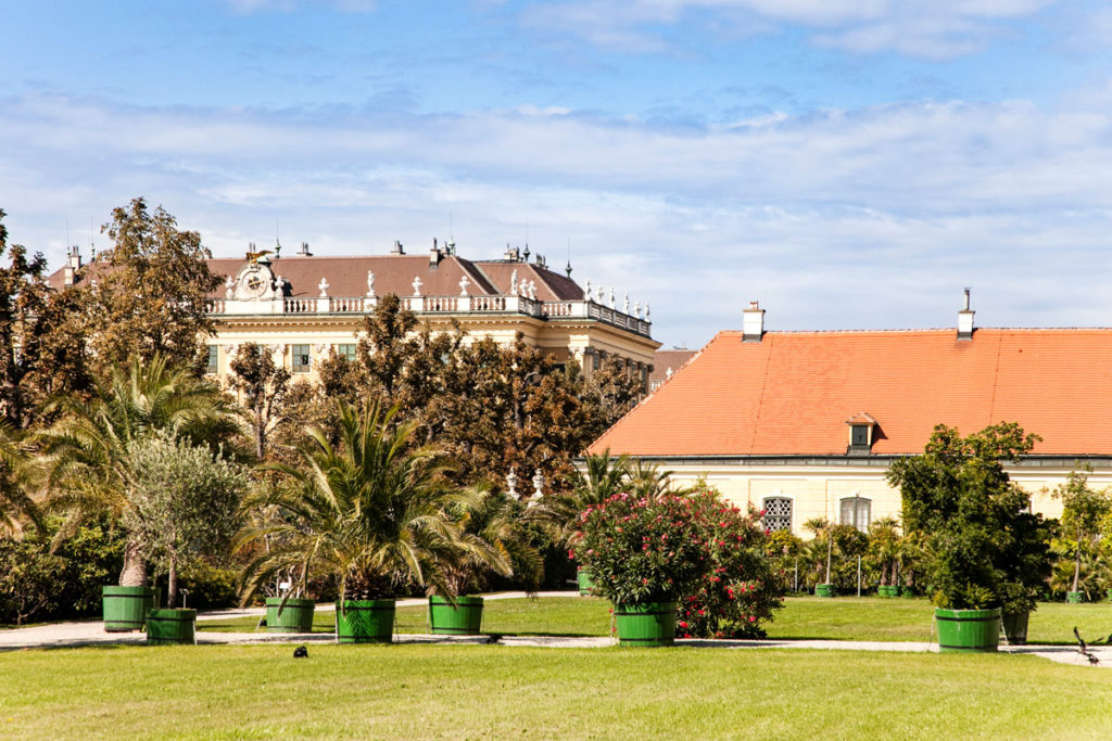 Giardini dell'Orangery - Orangeriegarten