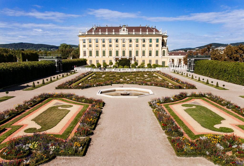 Giardino del Principe e Castello di Sissi - Era imperiale