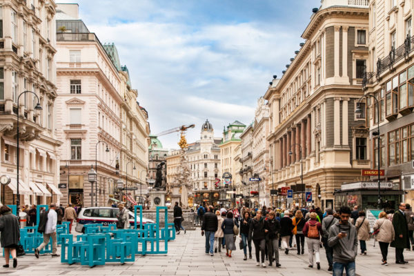 Graben - Via dello Shopping