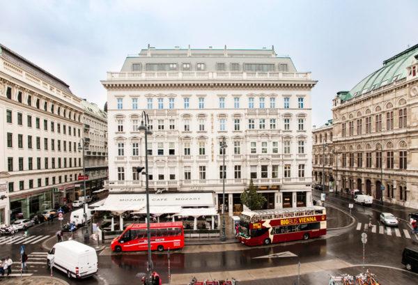 Hotel Sacher di Vienna