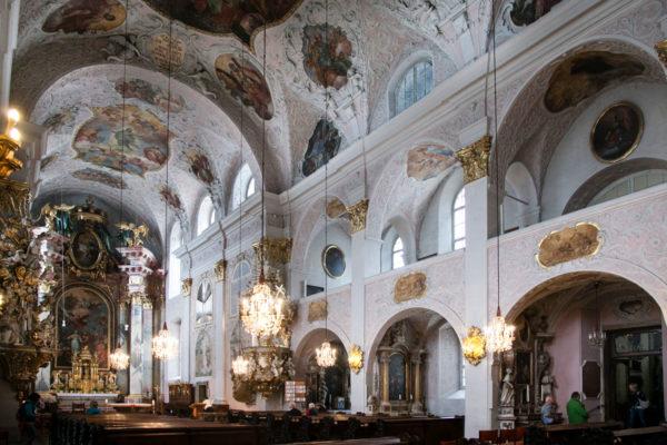 Interni Dom St. Peter und Paul