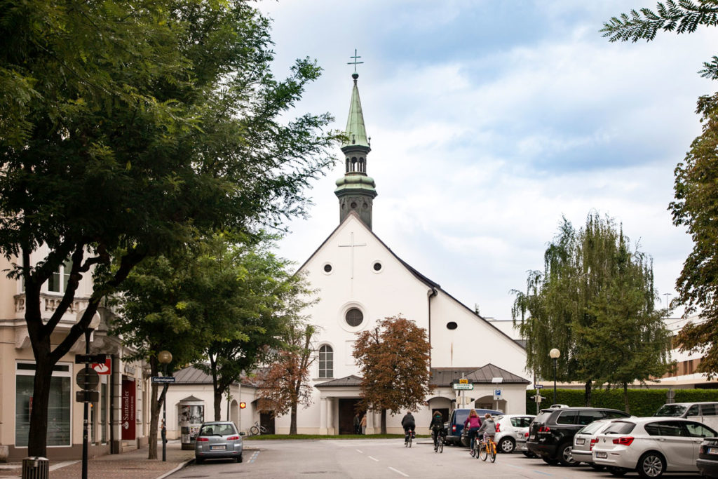 Klagenfurt Kapuzinerkloster