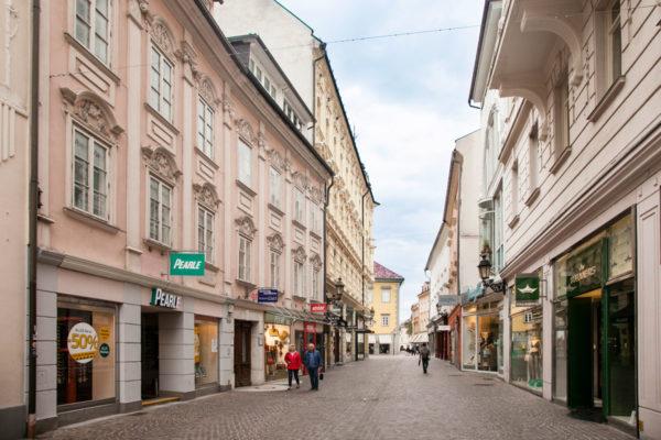 Kramergasse - Vie dello Shopping