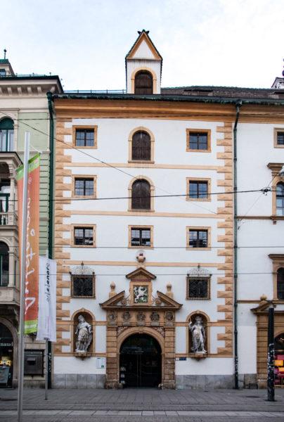 Landeszeughaus di Graz - Museo Armeria