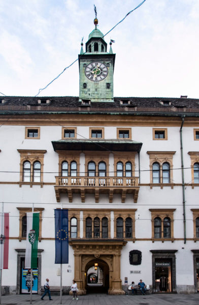 Landhaushof - Palazzo del consiglio della Stiria