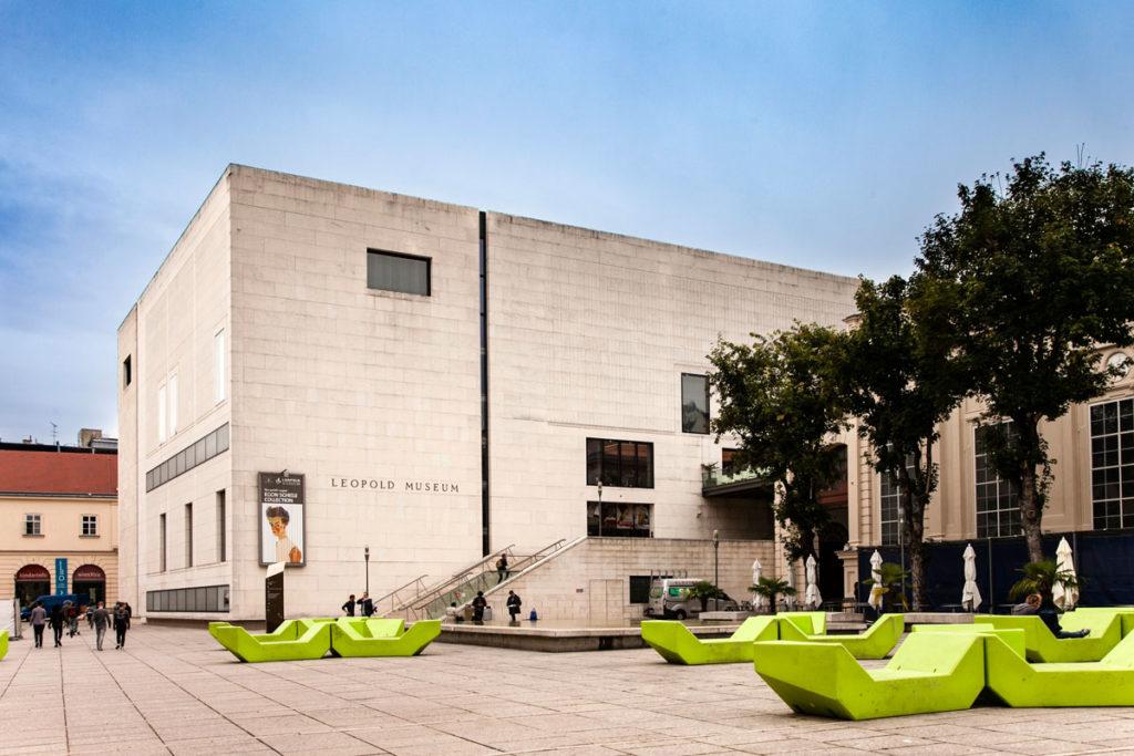 Leopold Museum - Opere di Egon Schiele