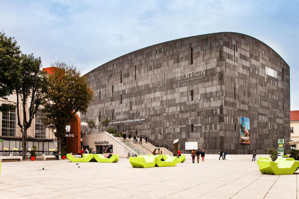 MUMOK di Vienna - Museo di Arte Moderna