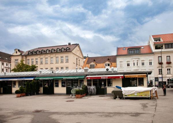 Mercato Cittadino - Benediktinerplatz