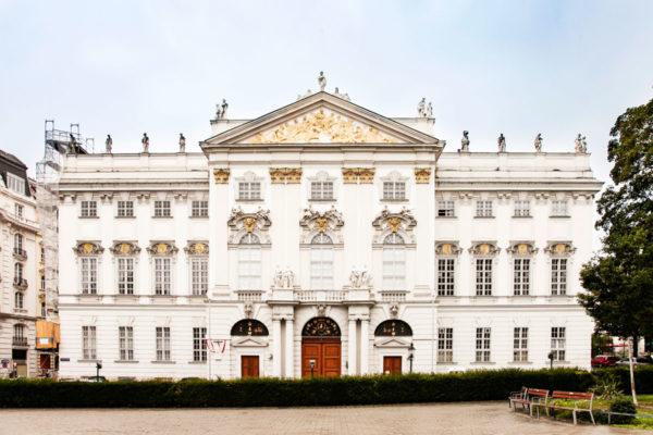 Ministero Federale della Giustizia - Palazzo Trautson