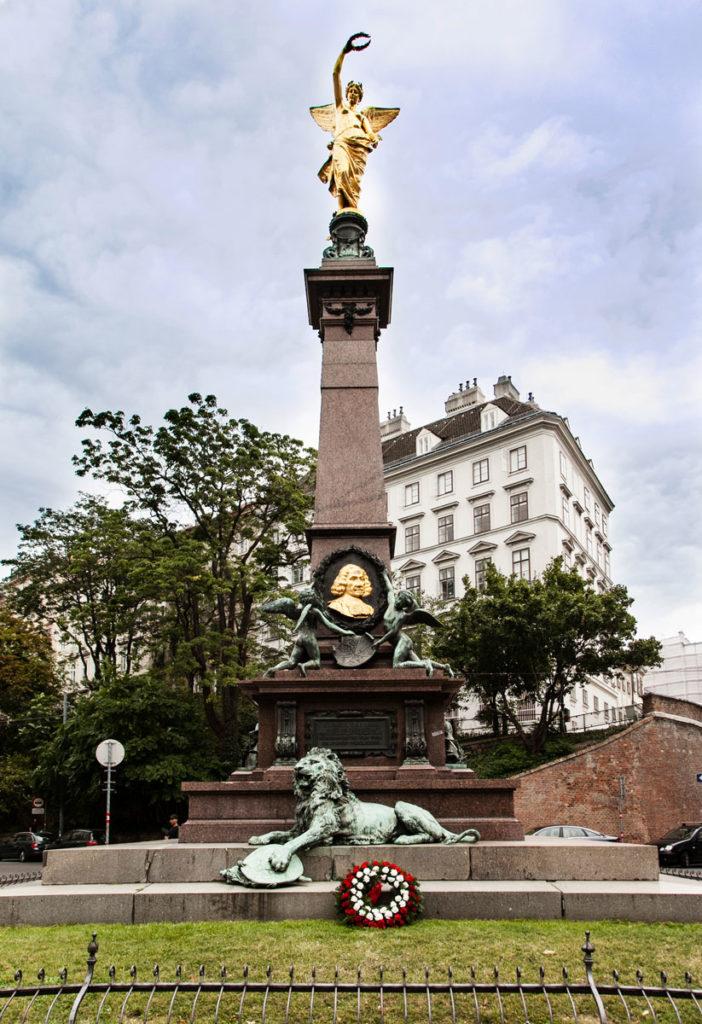 Molker Bastei - Monumento a Johann Andreas von Liebenderg - Liebenberg Denkmal