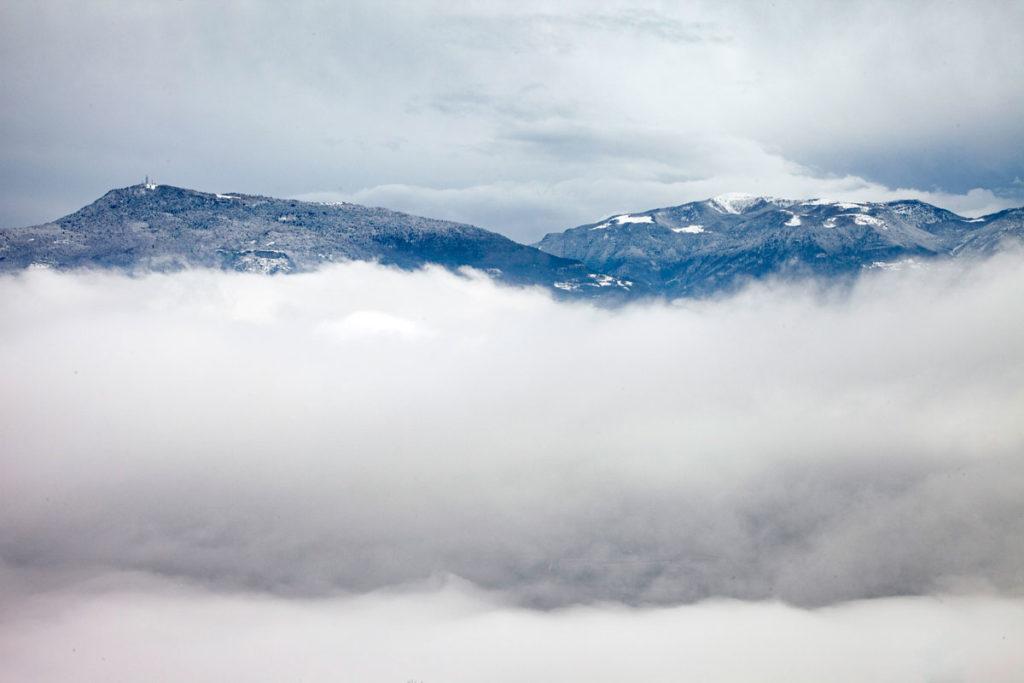 Montagne tra le Nuvole a Rovereto - Trento