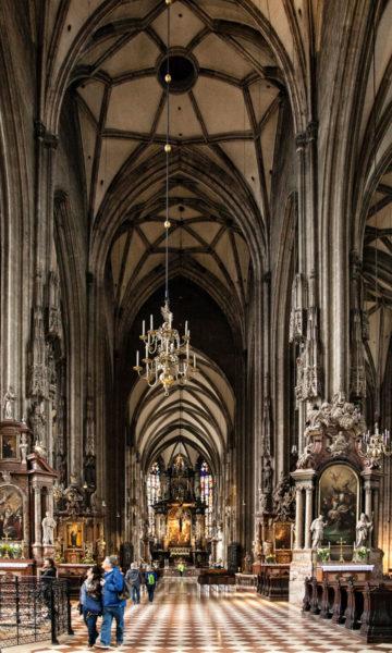 Navata del Duomo di Santo Stefano