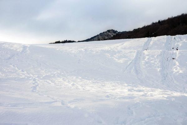 Neve sulla Montagna - Capodanno a Rovereto
