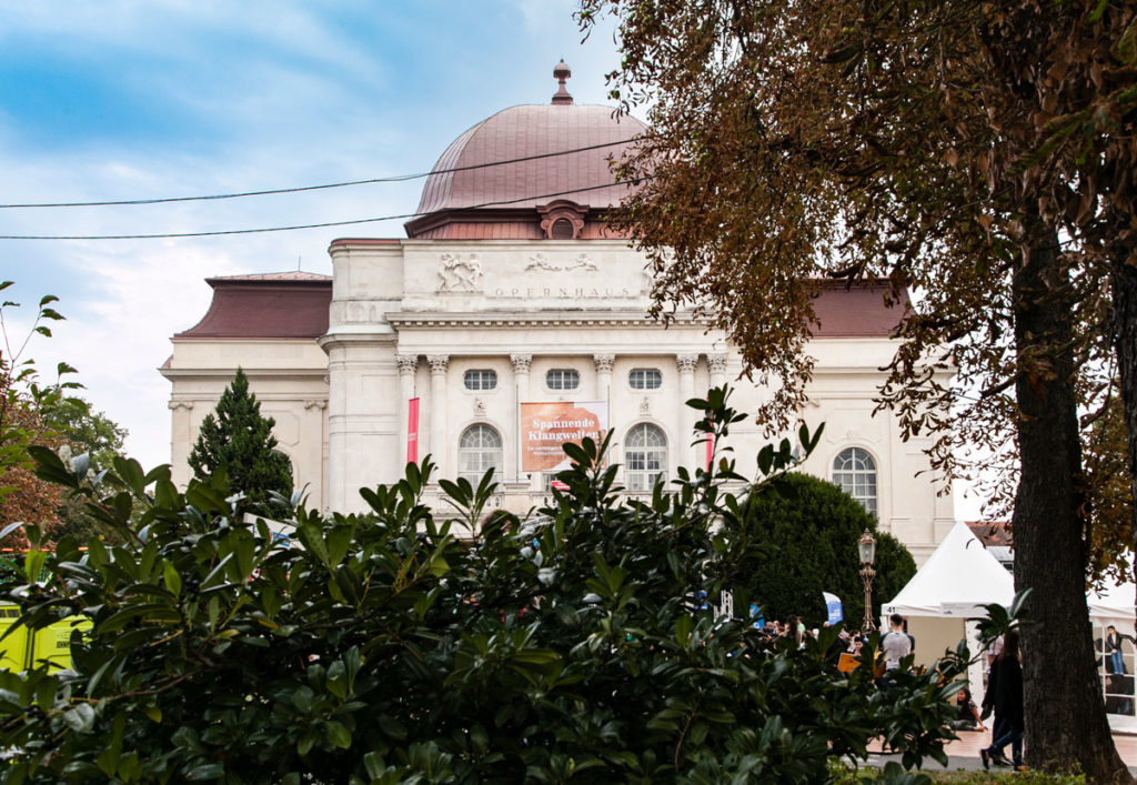Opernhaus - Opera di Graz
