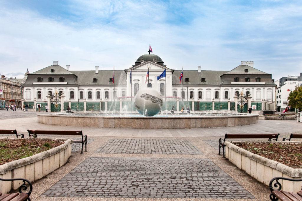 Palazzo Grassalkovich - Bratislava