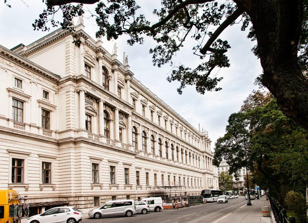 Palazzo dell'Università - fianco