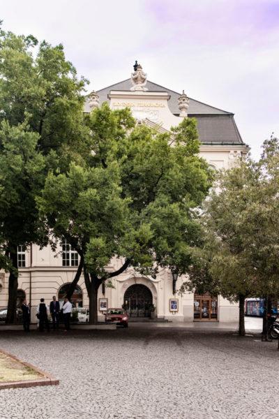 Palazzo della Filarmonica Slovacca