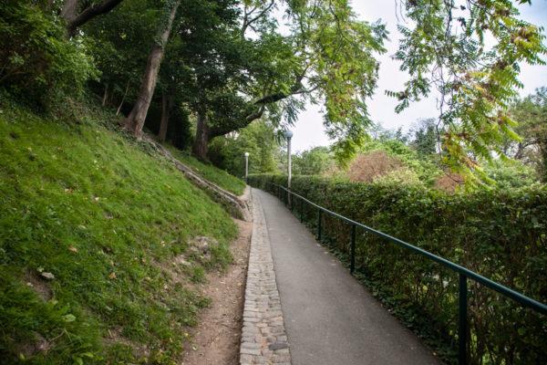 Passeggiata tra il verde di Graz - Città a misura d'uomo