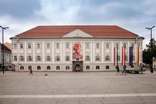 Rathaus - Municipio di Klagenfurt