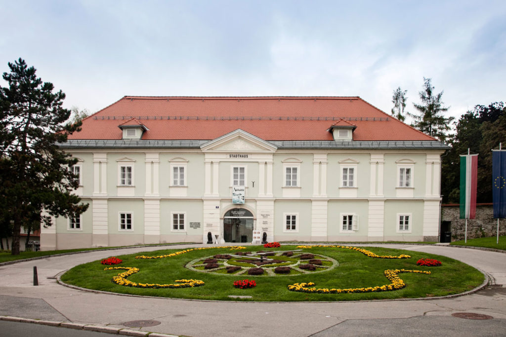 Stadthaus Klagenfurt - Municipio Cittadino